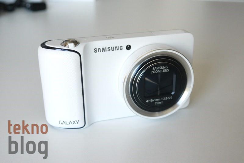 Samsung Galaxy Camera Ön İnceleme