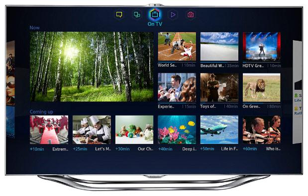 Akıllı televizyon satışları 2012'de uçuşa geçti