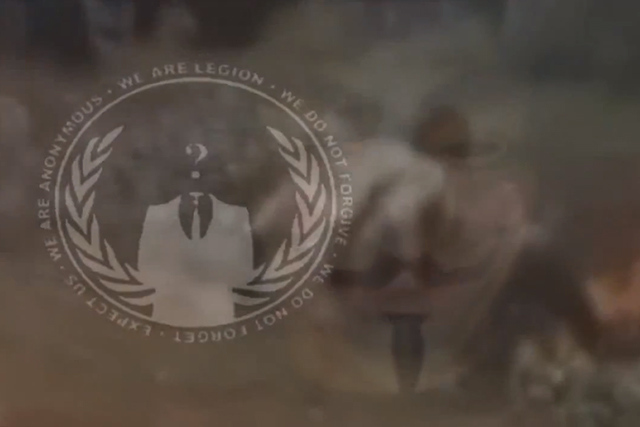 Anonymous Arakan'da yaşananları göstermek için Twitter'ı kullanıyor