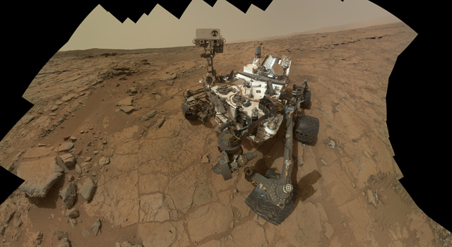 How Mars Rover Takes Self Portrait  YouTube
