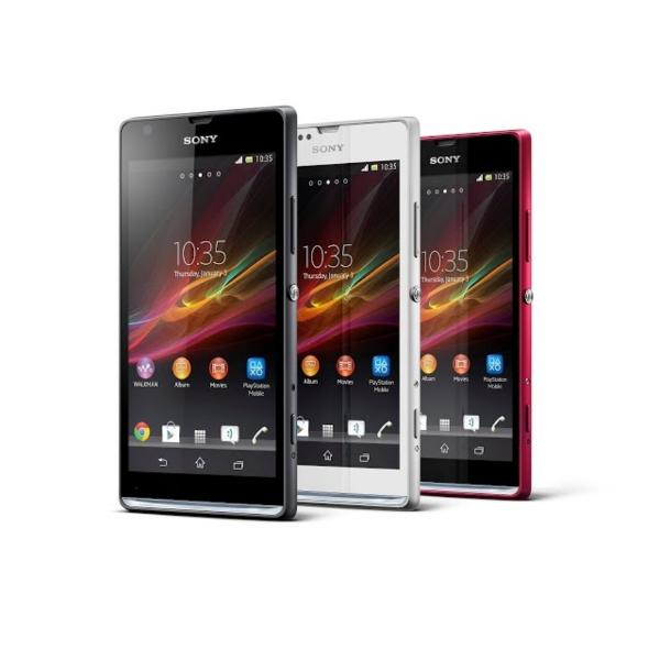 Sony'den orta sınıfa iki yeni üye: Xperia SP ve Xperia L