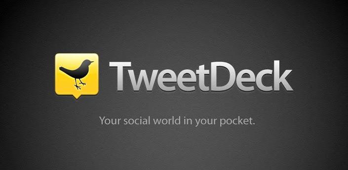 Twitter TweetDeck'in iPhone, Android ve Air versiyonlarını sonlandırıyor