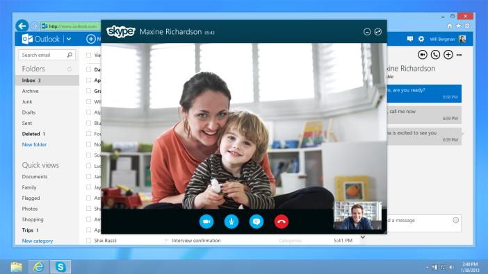 Skype-outlook-300413