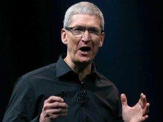 Tim Cook ABD Senatosu'nda vereceği ifade öncesinde Apple'ı savundu