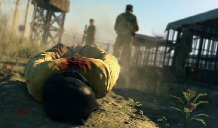 Metal Gear Solid V: The Phantom Pain'in yeni oyun videosu yayınlandı