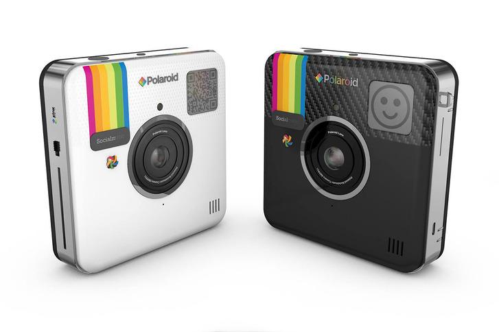 Polaroid Socialmatic fotoğraf makinesi 2014'te piyasaya çıkacak