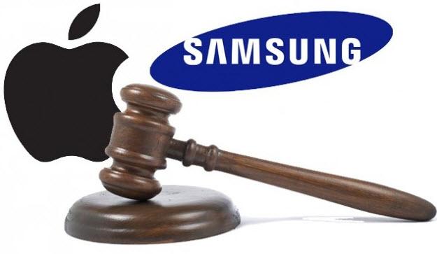 Samsung Apple Dava