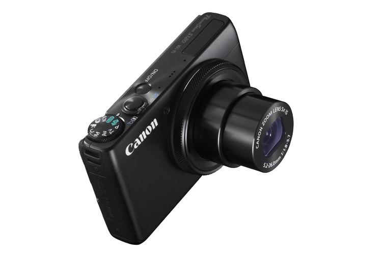 Canon PowerShot S120 kompakt gövdede yüksek odak hızı sunuyor