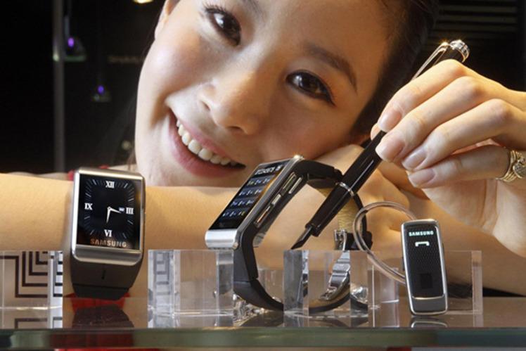 Samsung Galaxy Gear'ın eylülde çıkacağına dair yeni dedikodu