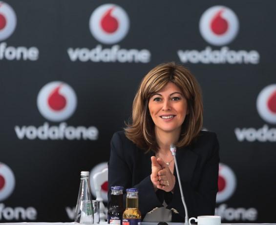 Vodafone Türkiye CEO'su Serpil Timuray'a yeni görev