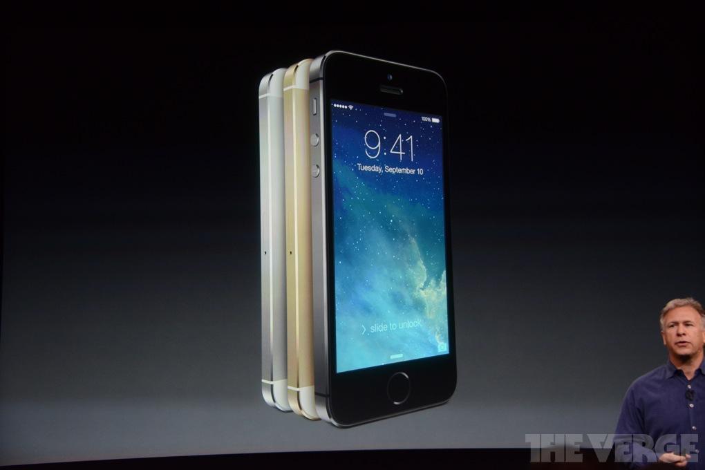 Apple iPhone 5S üç yeni renkle geldi