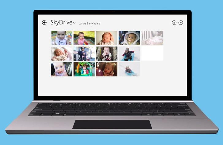 Windows 8.1'de SkyDrive fotoğraflarda optik karakter tanıması yapacak