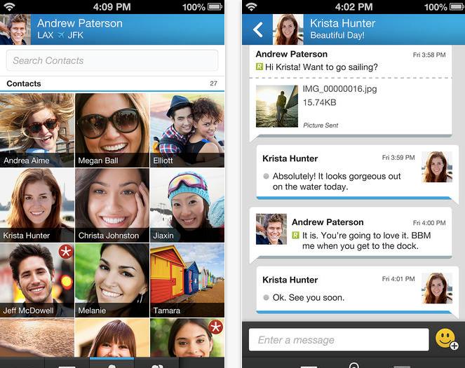 BBM iOS ve Android'e geldiği ilk hafta 20 milyon yeni aktif kullanıcı kazandı