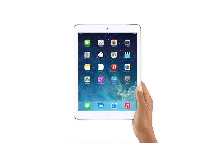 AT&T şebekesindeki iPad Air aktivasyonları geçen yıla göre yüzde 200 artış gösterdi