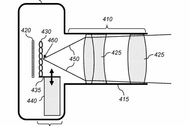 Apple Lytro tarzında yeniden odaklanabilir kameranın patentini aldı