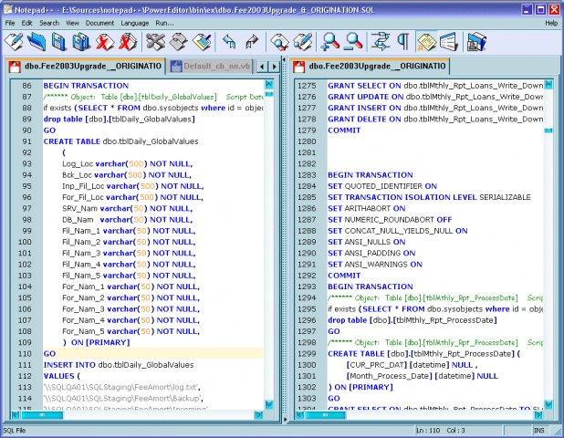 Notepad++-windows