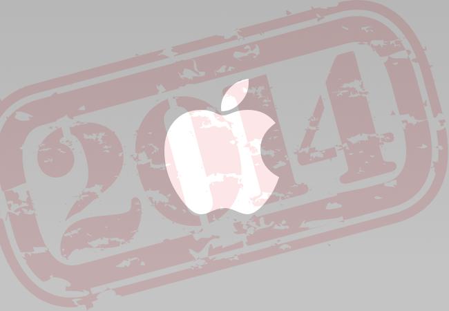 2014'ten Beklentiler: Apple