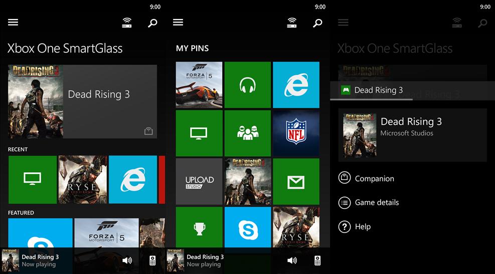 Xbox 360 Smartglass Windows Phone 8 - quilighcripseaf ml