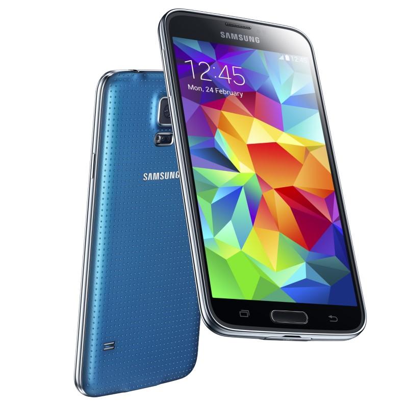 Samsung Galaxy S5: 5.1 inç Full HD ekran, suya ve toza dayanıklı gövde