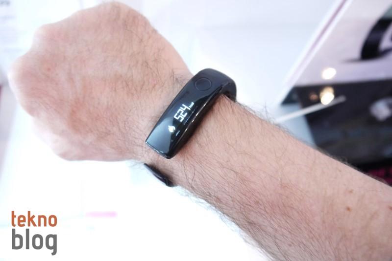 LG Lifeband Touch Ön İnceleme