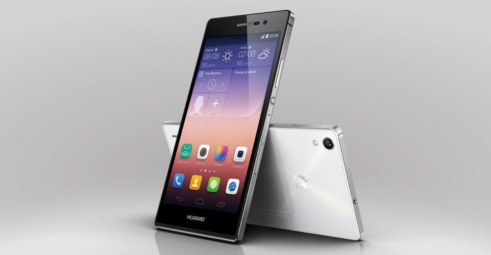 Huawei Ascend P7 Türkiye'de satışa sunuluyor