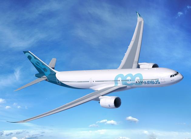 Airbus'ın yeni uçağıyla havada üç boyutlu filmleri izlemek mümkün olacak