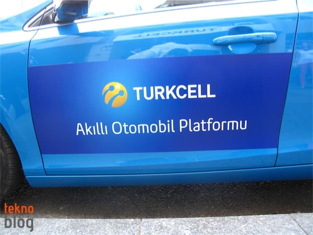 Turkcell Akıllı Otomobil Platformu ile mobil iletişim altyapısını otomobillere taşıyor
