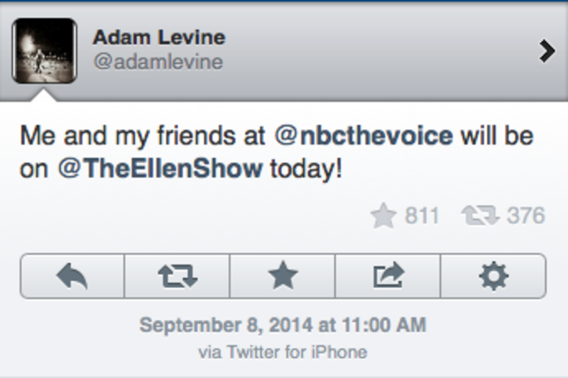 adam-levine-tweet-iphone-090914