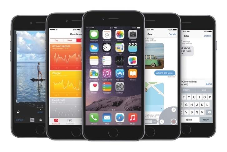 iOS 8 İncelemesi