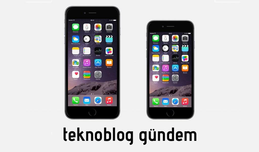 Teknoblog Gündem: iPhone 6, iPhone 6 Plus, Apple Pay, Apple Watch