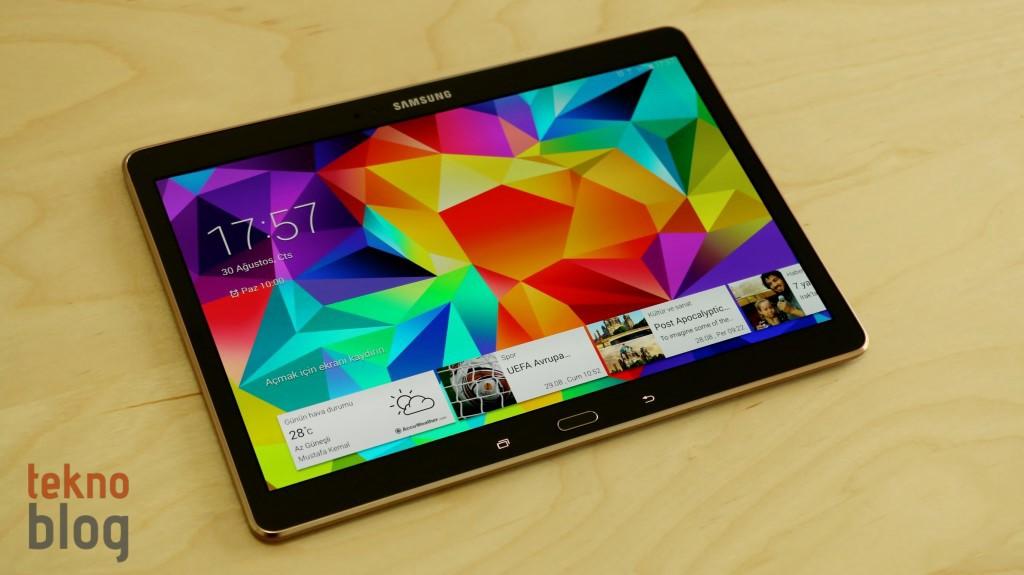 Samsung Galaxy Tab S 10.5 İncelemesi