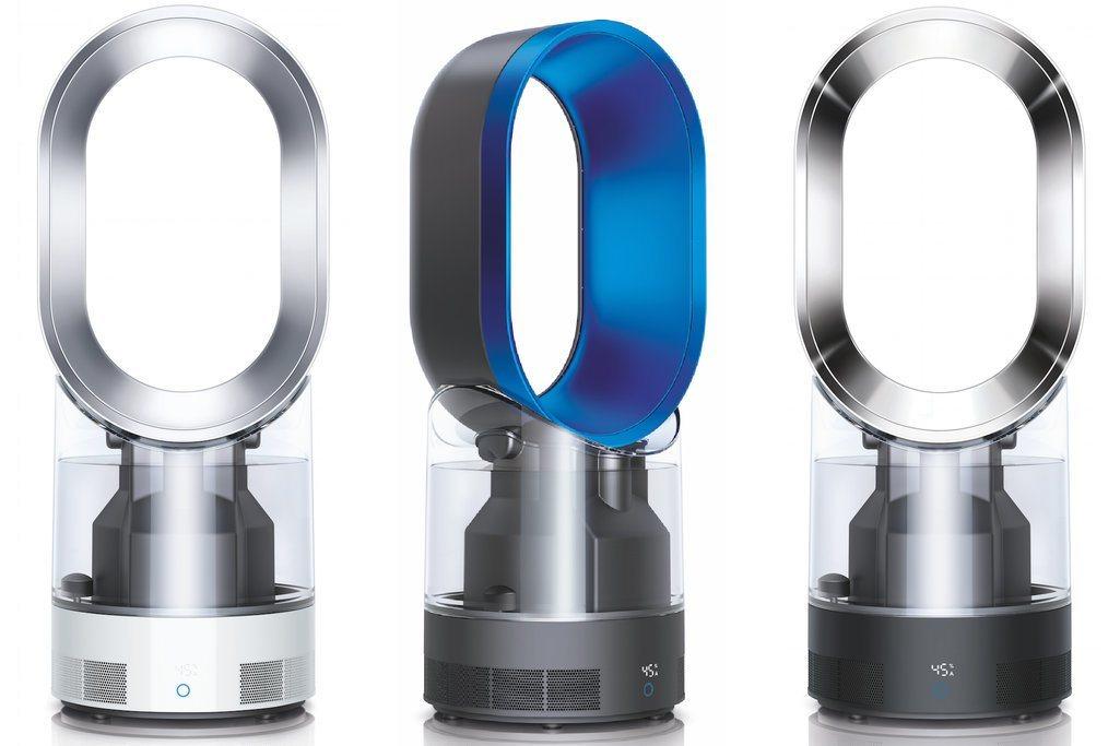 Dyson'ın yeni nemlendiricisi havayı ultraviyole ışıkla temizliyor