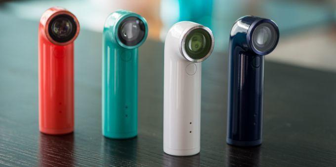 HTC'den aksiyon kamerası: HTC RE