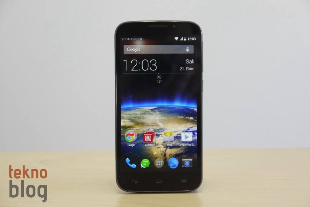 Vodafone Smart 4 power: Üretimi Türkiye'de gerçekleştirilen ilk 4G akıllı telefonu