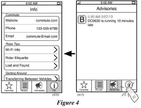 Apple patenti uzun süredir beklenen toplu ulaşım haritalama araçlarını ortaya çıkardı