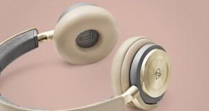 Bang & Olufsen ilk baş üstü kablosuz kulaklıklarını tanıttı