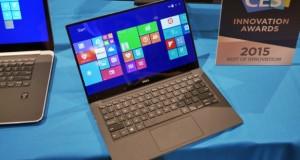Dell XPS 13 2015 versiyonu sıfır çerçeveli ekranıyla etkiliyor