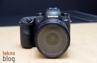 Samsung NX1 İncelemesi