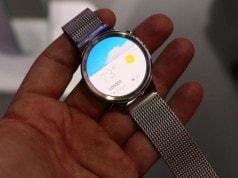 Huawei Watch Android Wear 2.0 güncellemesini almaya başladı