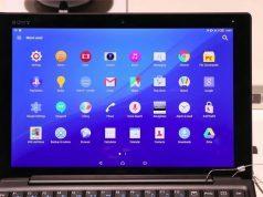 Sony Xperia Z5 Tablet projesini rafa kaldırıyor