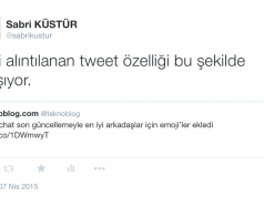Twitter alıntılanan tweet işlevini yeniledi, iPhone ve web kullanıcılarına sundu