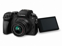 Panasonic'ten 4K video yetenekli kompakt kamera: Lumix G7