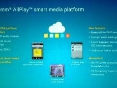 Qualcomm'un akıllı medya platformu AllPlay Bluetooth desteğine kavuştu