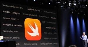 Apple programlama dili Swift'i açık kaynak yapıyor