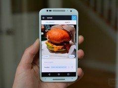 Instagram içerik kaynağında görüntüleme sıralamasını değiştiriyor