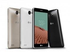LG Bello II yepyeni bir tasarım ve 5 megapiksel selfie kamerayla birlikte geliyor