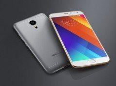 Meizu MX5 metal gövdesi ve 20 megapiksel kamerasıyla duyuruldu