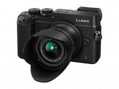 Panasonic Lumix GX8 yeni bir sensör ve 4K video kayıt yeteneğiyle geliyor