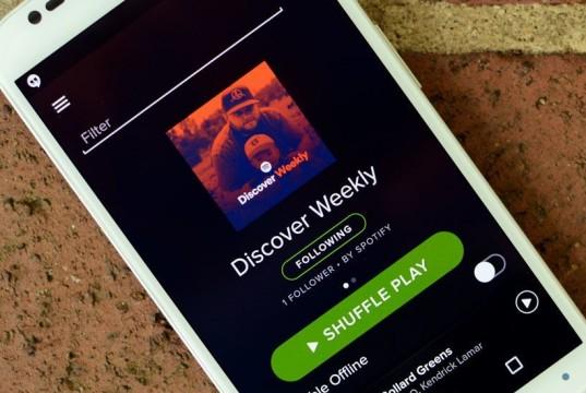 Spotify telif haklarının korunması konusunda samimi olduğunu gösteriyor