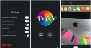 Afterlight: Fotoğraflarınızı ince ayarlarla farklılaştırın